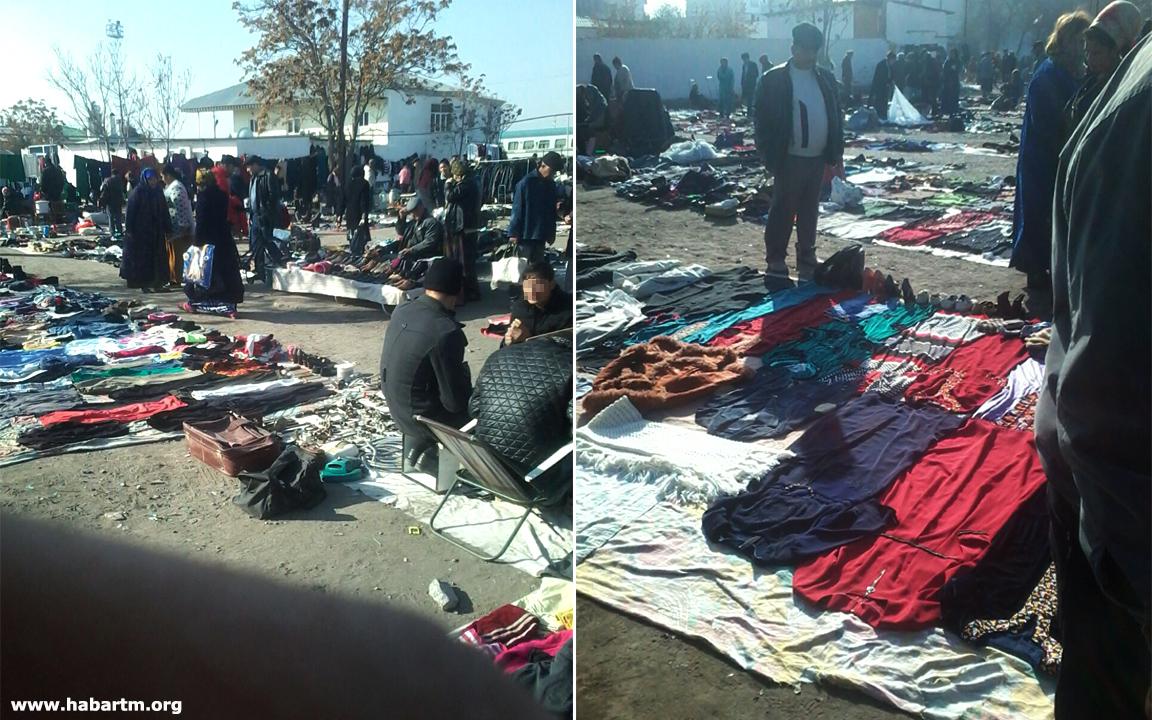 «Продам платье за 5 манатов». Из-за кризиса жители Туркменабада распродают свои личные вещи