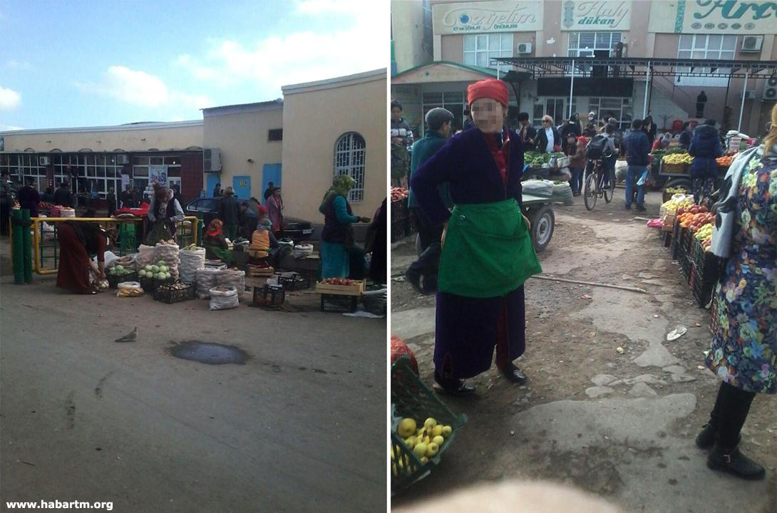С глаз долой. Власти Туркменабада «спрятали» местную барахолку