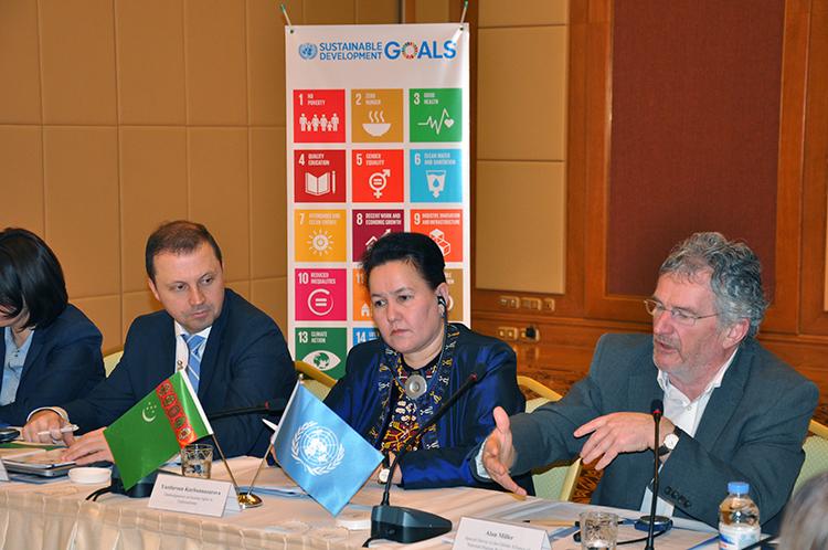 Туркменский Омбудсмен представила свой первый доклад. Половина документа – плагиат 😬