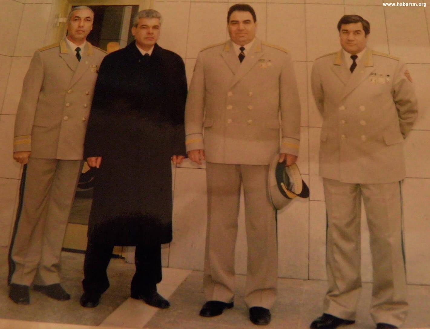 В память о Тиркише Тырмыеве. Эксклюзивные фотографии