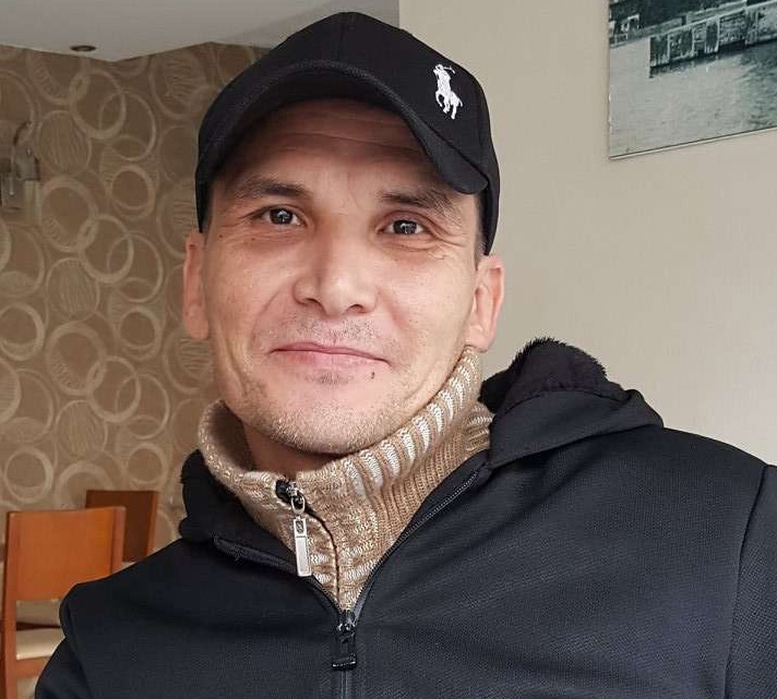 Сапармамед Непескулиев покинул Туркменистан. Фотография