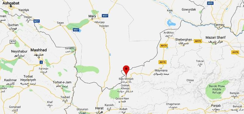 Афганские военные пытались спастись от боевиков «Талибана» на туркменской стороне. Туркменистан их не пустил