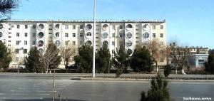 В Туркменабаде наблюдается полицейское усиление
