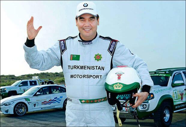 Амуль—Хазар—Фиаско. В Туркменистане отменили Turkmen Desert Race