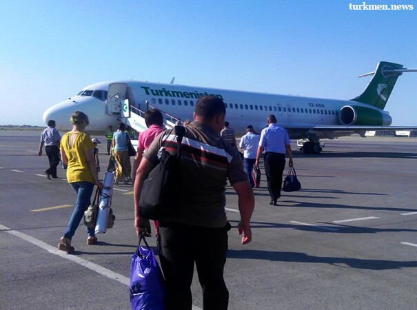 Туркменистан: Стоимость авиабилетов осталась прежней, но их нет на несколько месяцев вперед