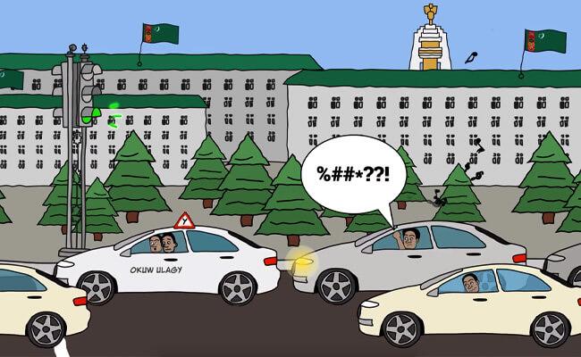 И ты не сразу научился. Новый социальный мультфильм от turkmen.news