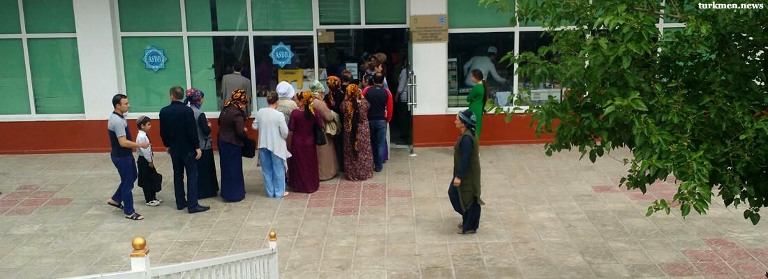 Туркменистан: Госрегулирование импорта продуктов и их цен приводит к дефициту и очередям