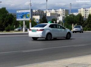 Водителям государственной службы такси удвоили дневной план