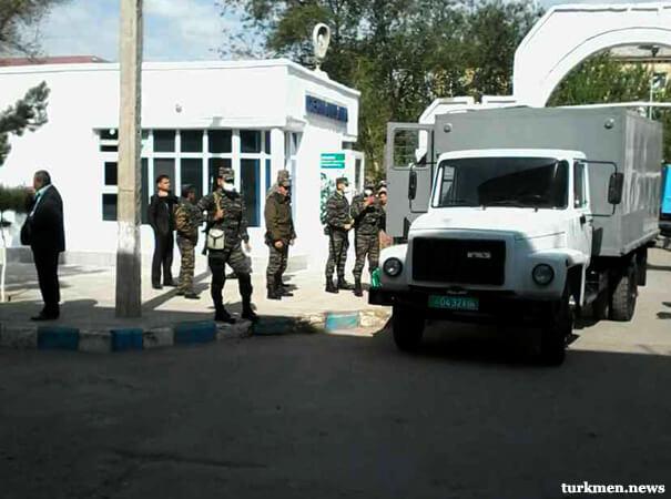 Коронавирус добрался и до туркменских тюрем