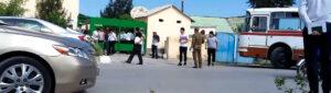 В Туркменистане отправляют служить даже больных