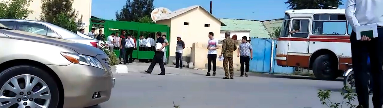 В Туркменистане осужден очередной свидетель Иеговы. Его заманили в военкомат и отправили в часть