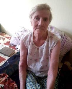 """Сотрудники НПО """"Ýeňme"""" навестили Галину Мешкову. Считалось, что она могла находиться в рабстве"""