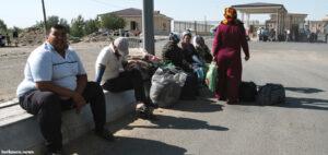 За полгода Узбекистан посетило свыше 233 тысяч граждан Туркменистана