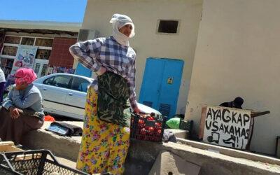 Карантинные ограничения в Туркменабаде продлили до 20 октября