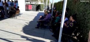 В Дашогузе ажиотаж за заграничными паспортами. Прием документов ограничен