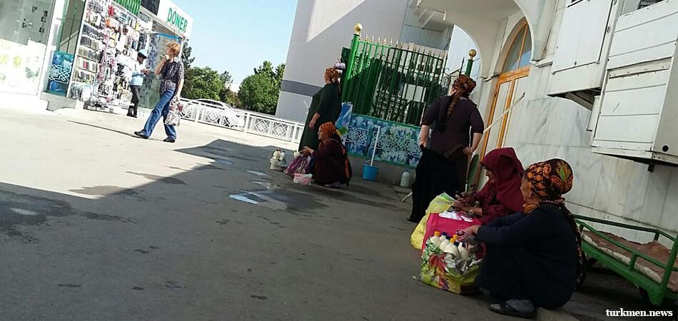 О санитарных условиях ашхабадских рынков. Письмо читателя