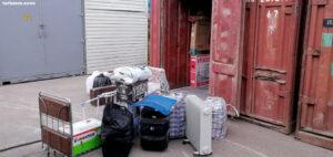 Туркменистан: Контейнеры переселенцев в Россию застряли в Дашогузе