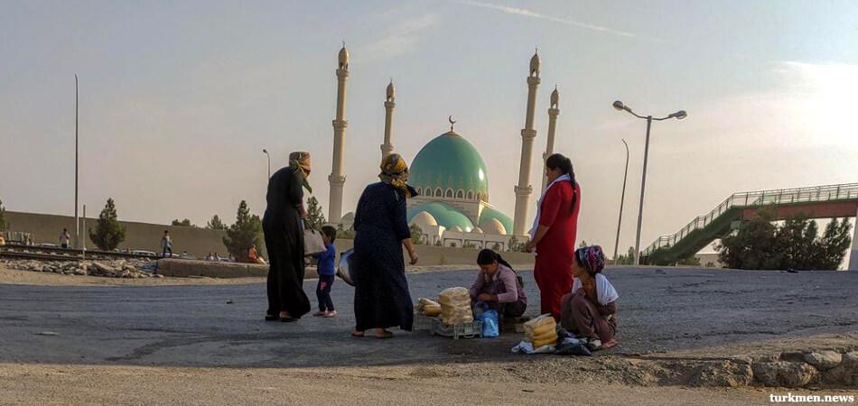 Туркменистан: «...И в мечети всё не так»