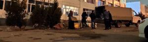 Ашхабад: Жители сносимого района собирают свои вещи