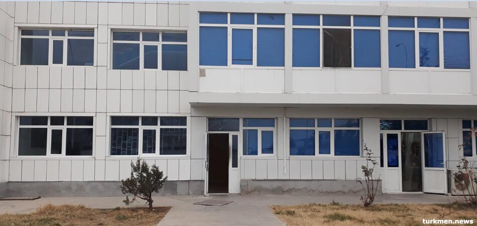 Снос жилья в Ашхабаде