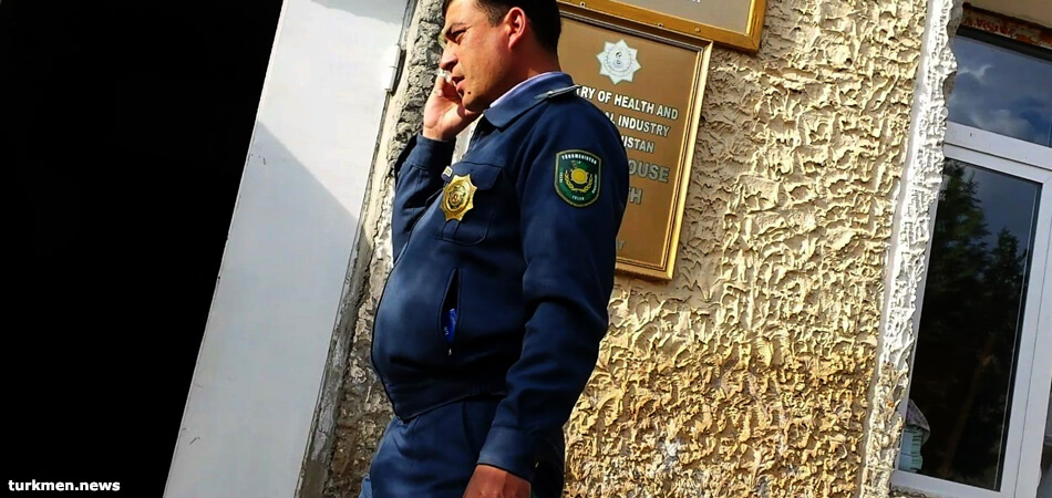 Полиция Туркменистана произвол и коррупция