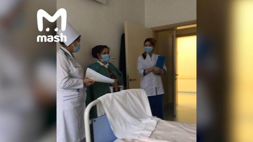 Россияне застряли в Туркменистане из-за подозрения на коронавирус