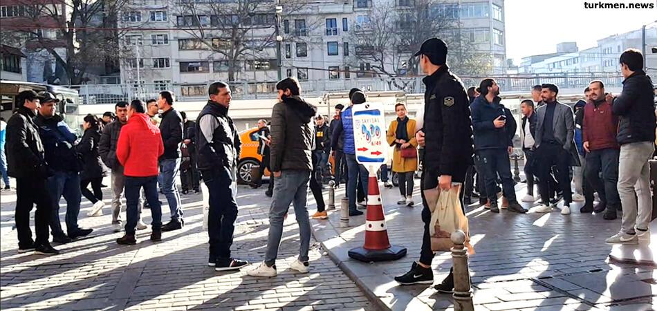 Паспорта на карантине: Из-за COVID-19 мигранты из Туркменистана массово получают статус нелегалов