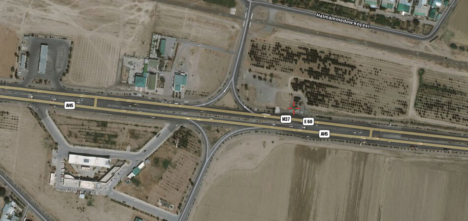 Туркменистан: Закрыта трасса Ашхабад-Мары-Туркменабад
