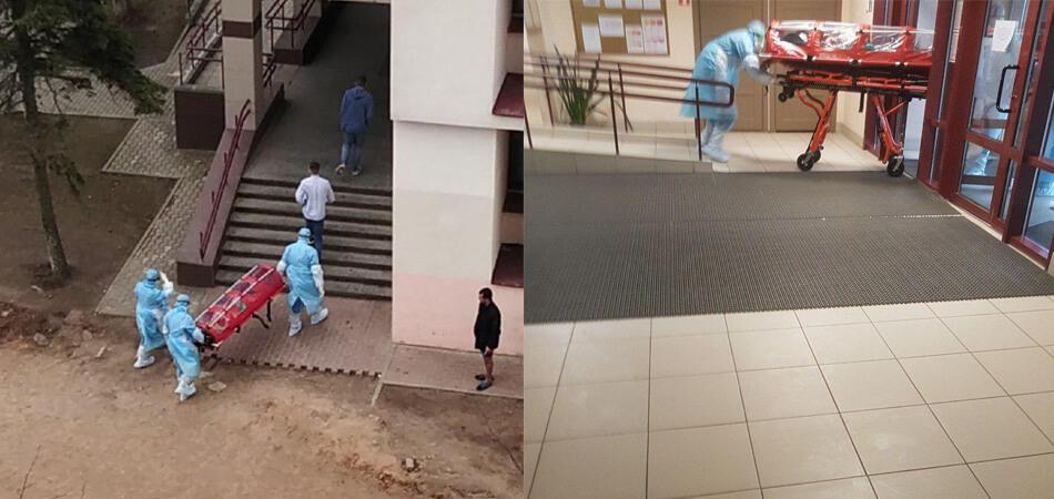 В общежитии БГУ выявили студента с симптомами коронавируса
