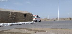 В Мары берут на учет жителей, вернувшихся из-за границы в ноябре-январе