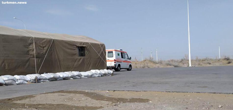 карантин Туркменистан коронавирус