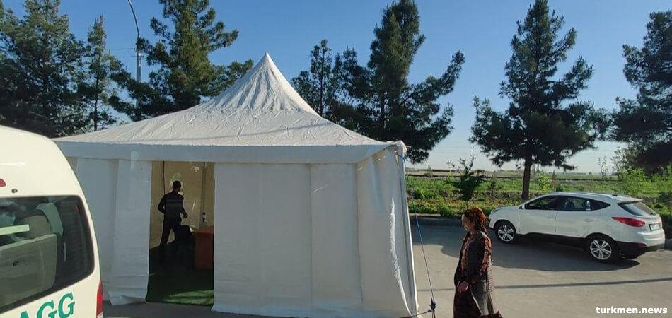 В Туркменистане закрывают межрайонное сообщение. Гарабогаз на карантине