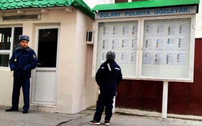 В Балканабаде сотрудника МНБ приговорили к 13 годам за липовое трудоустройство