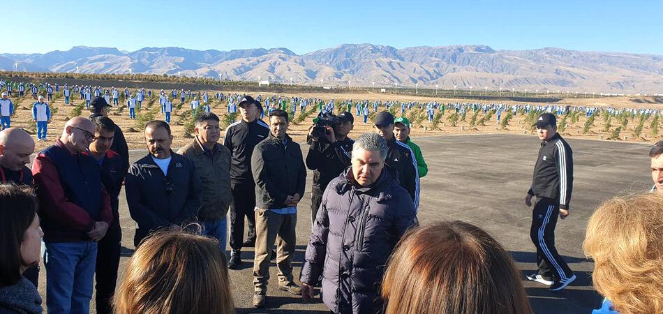 В Туркменистане готовятся отмечать 63-летие президента. Растут протестные настроения