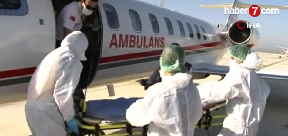 Турция самолетом вывезла из Туркменистана заболевшую диабетом девочку