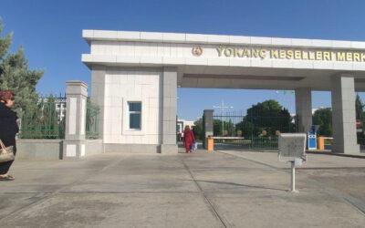 Туркменистану подарят новые аппараты для диагностики туберкулеза в дополнение к неиспользуемым