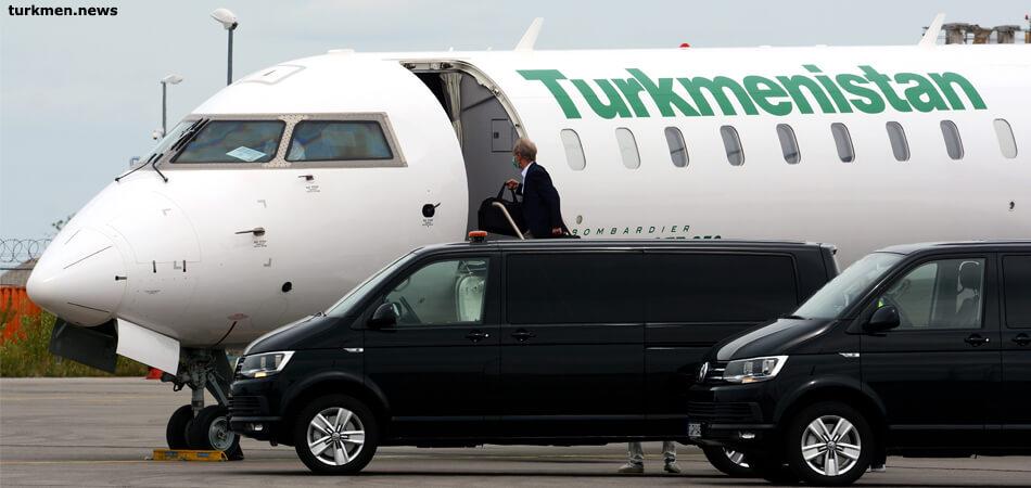 Туркменистан отправит в Мюнхен два самолета