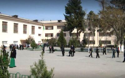 Особенности «коронавирусной учебы» в Туркменистане