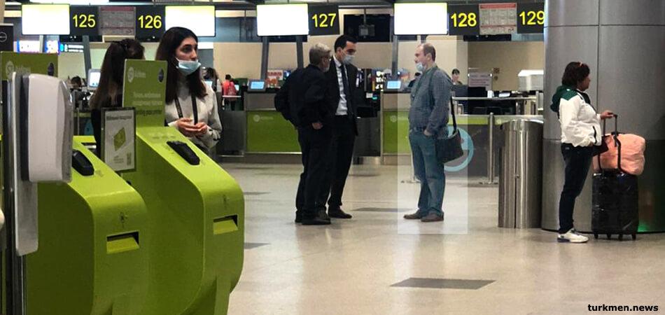 Туркменистан: МИД пообещал не пускать на вывозные рейсы в обход списков