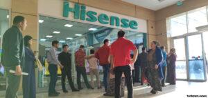 Банк «Рысгал» в Туркменабаде перестал обналичивать деньги с карт большинства других банков