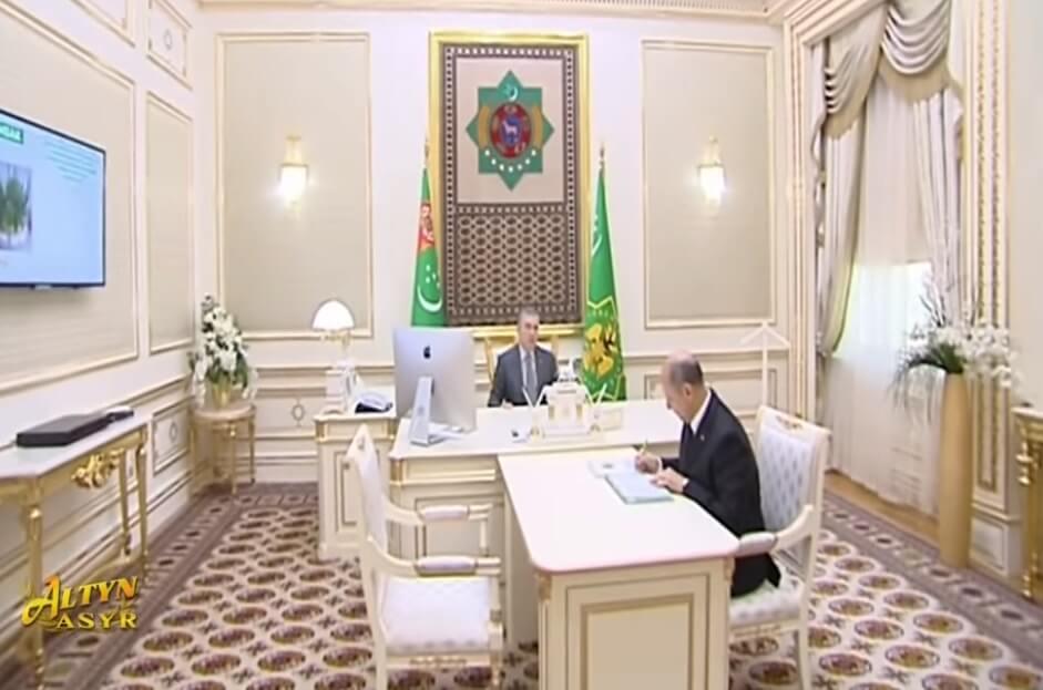 Власти Туркменистана отчитались о борьбе с коронавирусом