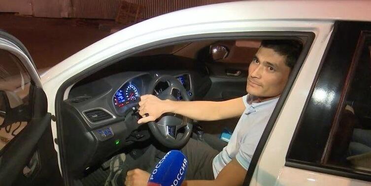 Застрявшего в РФ из-за COVID-19 гражданина Туркменистана поймали на нелегальном извозе