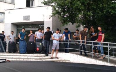 Выпускникам российских вузов, которые добиваются возвращения в Туркменистан, начали поступать угрозы