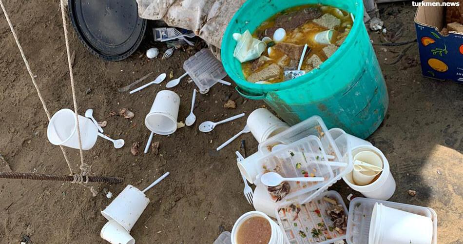 Четырнадцать потерянных дней жизни. О нахождении в карантинном лагере в Туркменабаде