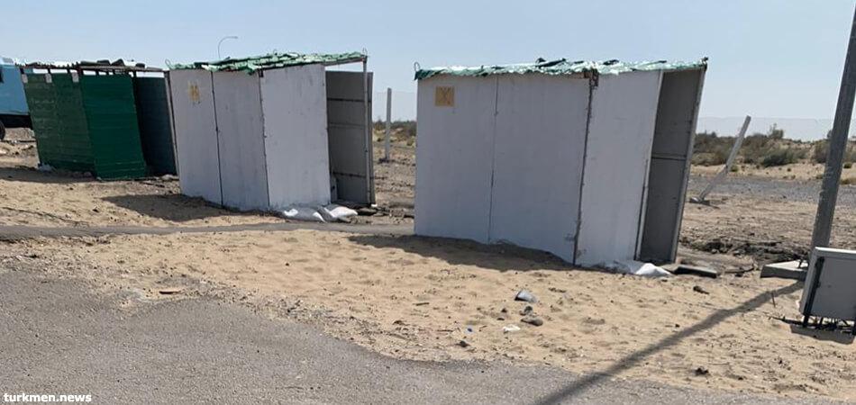 Неделя в Туркменистане: Фото из карантинного лагеря и нравственность школьниц