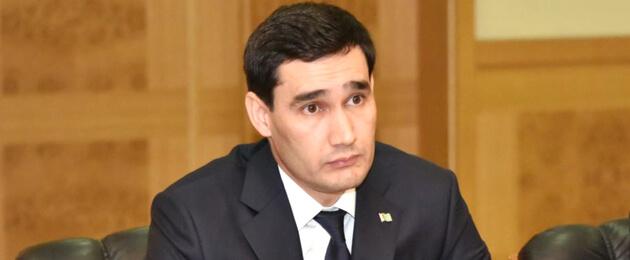 Источник: Сердар Бердымухамедов в ближайшее время покинет пост министра промышленности