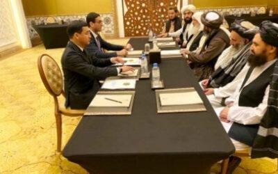 Вепа Хаджиев тайно провел переговоры с представителем Талибана