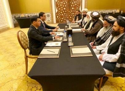 Туркменские дипломаты провели переговоры с «Талибаном»