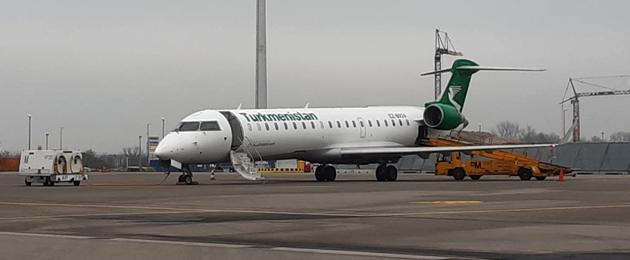 Врачи, стерильный материал и пластиковые мешки с пометкой «VIP». Туркменский правительственный самолет совершил тайный полет в Германию