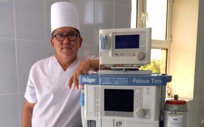 Туркменбаши: COVID-19 стал причиной смерти врача-анестезиолога